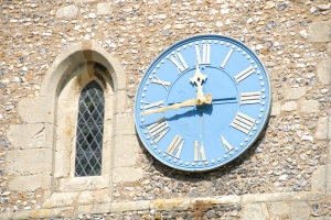 Bledlow_church_clock