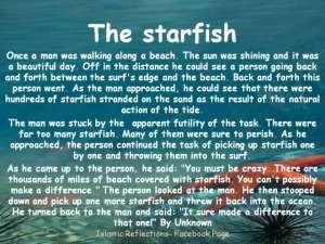 Thestarfish
